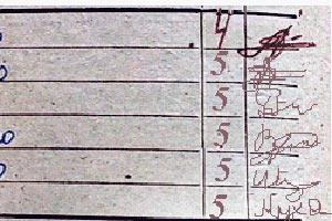 Как исправлять оценки в дневнике