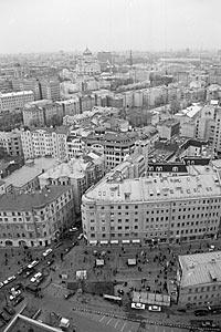 Москва, ЦАО, май 2000 г.