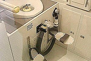 Туалет на МКС