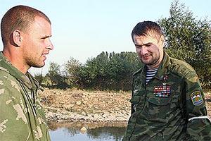 Сулим Ямадаев (справа) — фото: Аркадий Бабченко