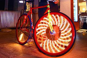 Светящиеся колеса — www.monkeylectric.com