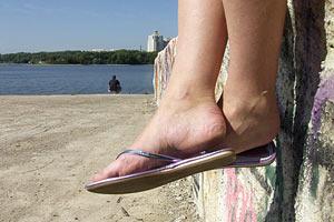 Прелестные ножки.
