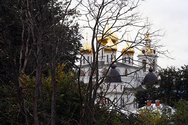 Собор Успения Божьей Матери в Дмитрове