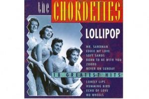 Обложка альбома с хитом The Chordettes — Lollipop