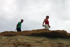 Трилобитня — отличное место, чтобы как следует покидаться камнями