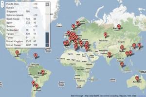 Поисковые запросы пользователей и абузы спецслужб — статистика Google