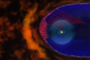 Что происходит на краю Солнечной системы?
