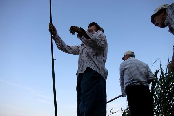Рыбалка на Кубани.