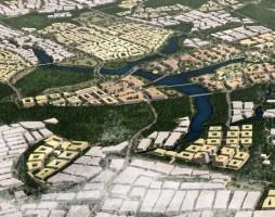 План строительства Новой Москвы до 2020 года.