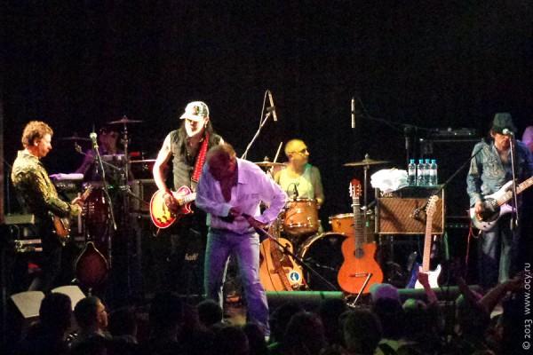 Концерт Сукачёва в B2 — 7 июня 2013 года.