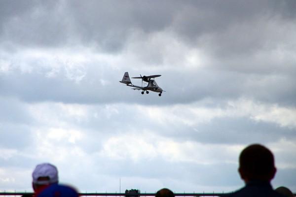 Сверхлёгкий самолёт МАИ-890 «Авиатика».