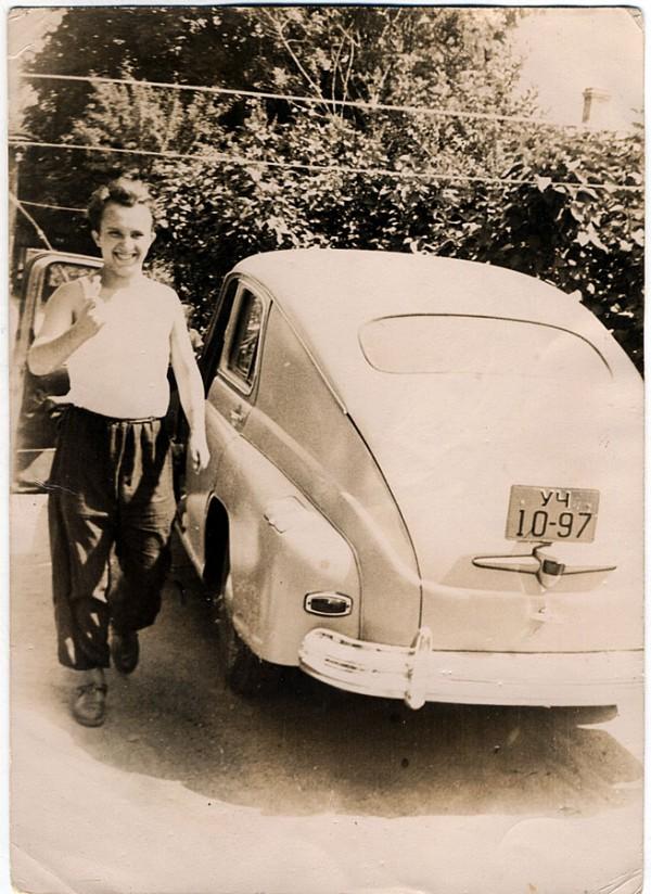 Орёл. Июль 1960 г.